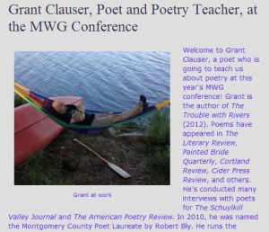 MWC interview grant Clauser
